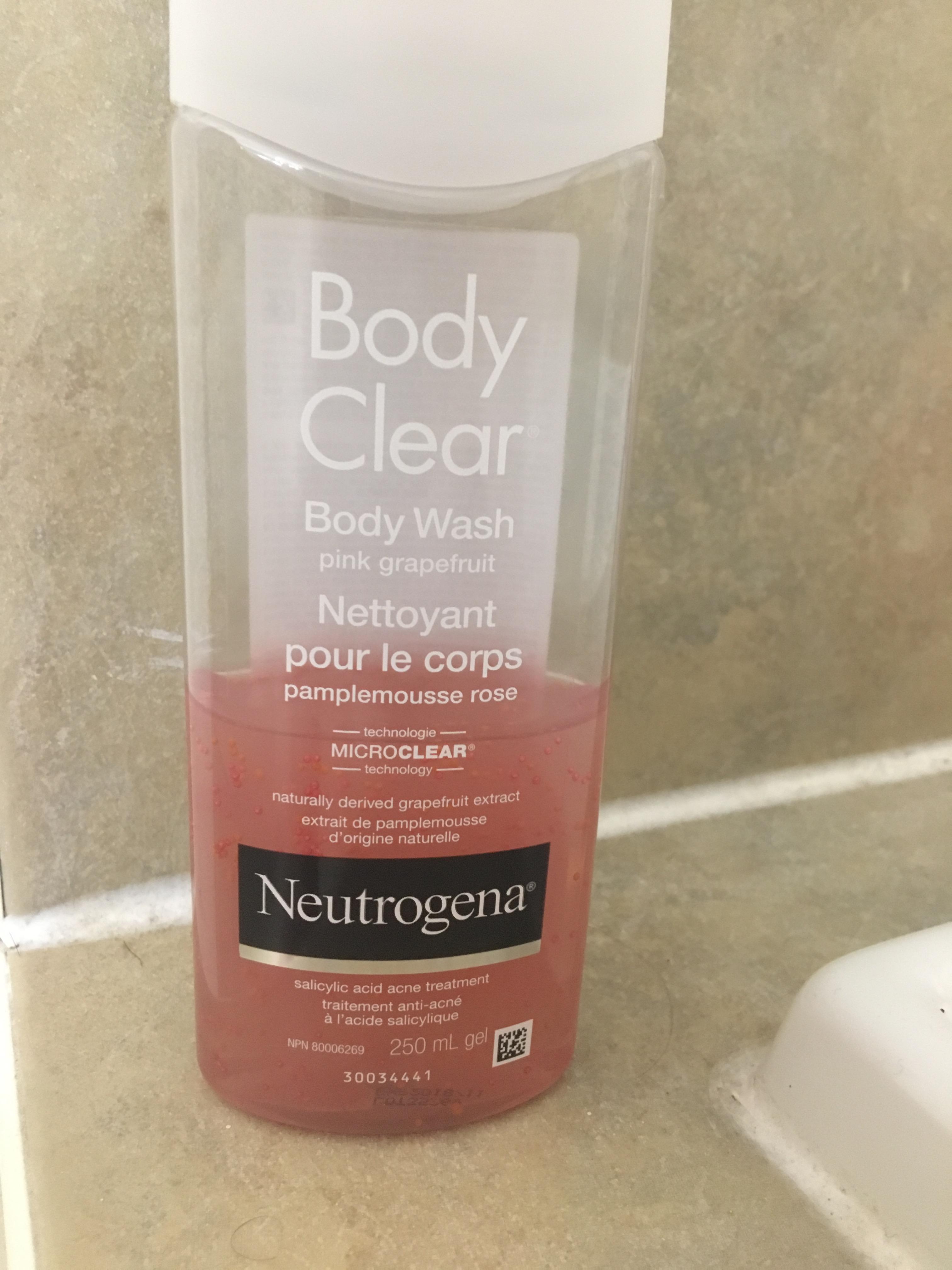 Neutrogena Body Clear Body Wash Review Beauty Brains